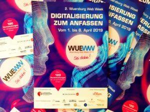 WüPod021 #WueWW2: Eine zweite Woche über das Würzburger Web