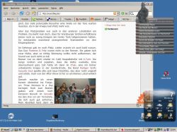 Würzblog-Widget Screenshot