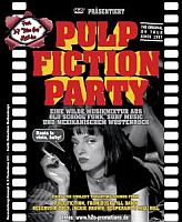 Pulp Fiction Party im AKW