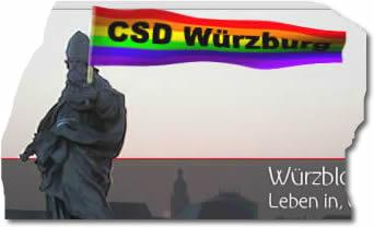 Ausschnitt CSD-Banner