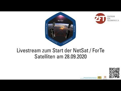 NetSat - ForTe Launch