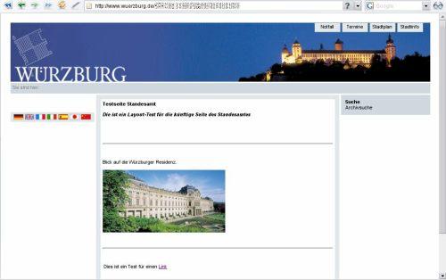 Wuerzburg.de