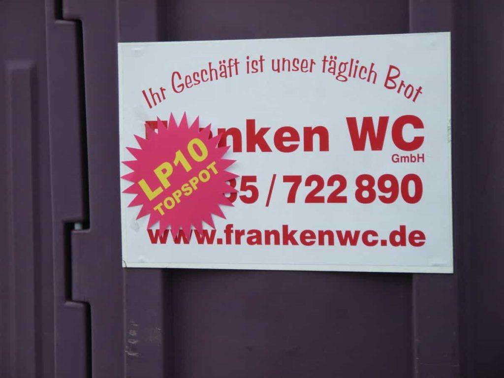 Erkenntnisse über Geschäftsmodelle und Ernährungsgewohnheiten in Franken