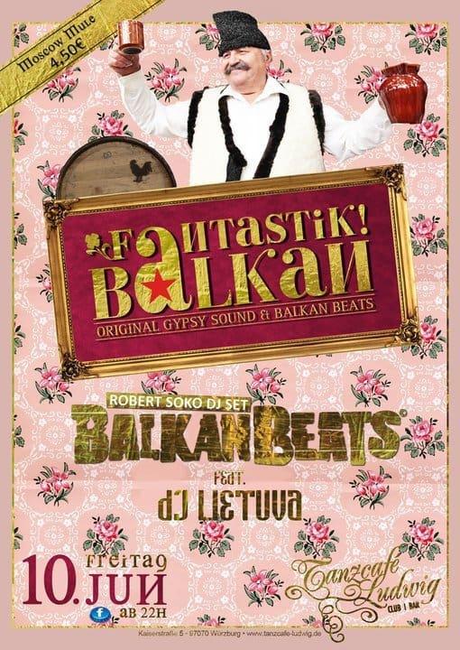 Fantastik Balkan Juni 2011