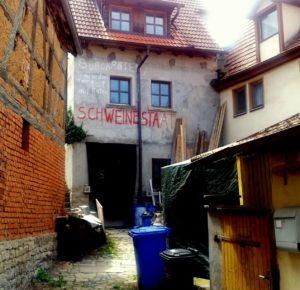 Haus in Goßmannsdorf