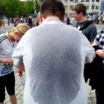 Residenzlauf 2012 - Schweiß