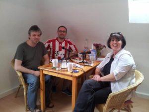 Ralf, Alex, Mogga