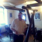 Vernissage Hans Will im KulTour in Kitzingen