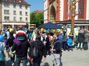 Internationales Kinderfest Würzburg 2013