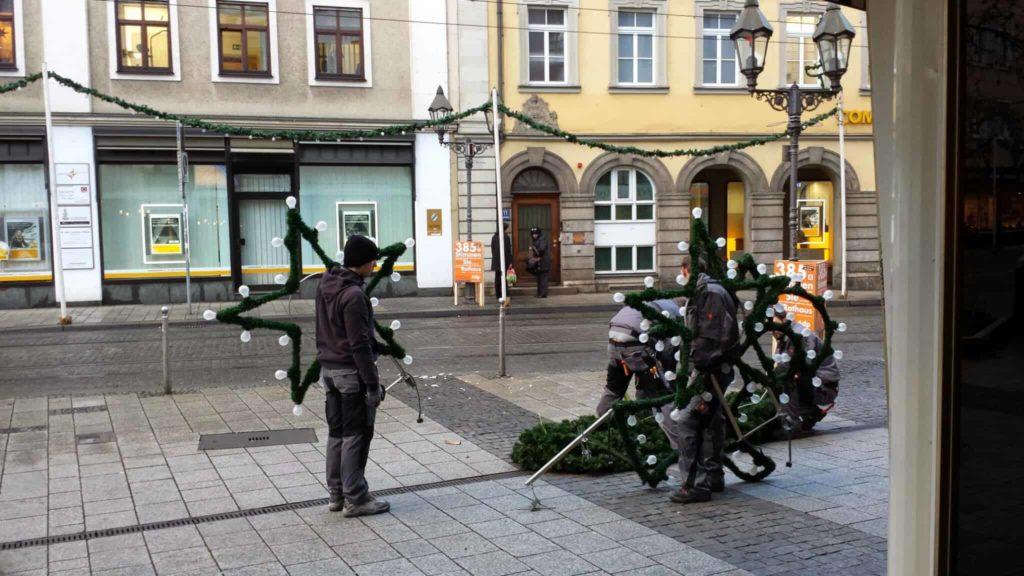 Das Ende von Weihnachten