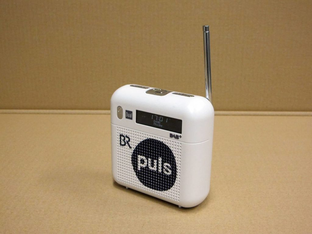 PULS-Digitalradio Dual 7