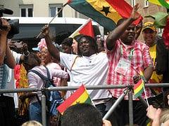 Good bye Ghana