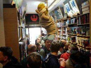 Voll und voller - Gratis Comic Tag in Hermkes Romanboutique
