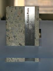 Petrini-Preis 2006 auf dem Küchentisch