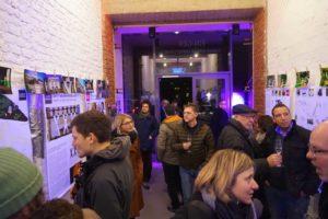 Laserkoala-Ausstellung im Fin-Ger Concept Store.