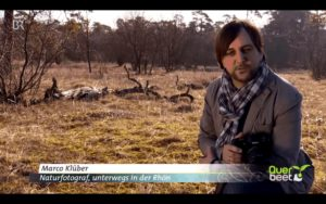 Screenshot aus der Queerbeet-Sendung vom 10. März 2015 - mit Marco Klüber.