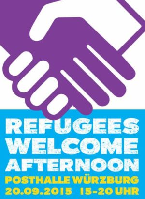 Refugees Welcome Afternoon
