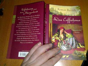 Caffeehaus fertig gelesen