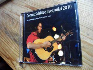 Dennis Schütze live@u&d 2010
