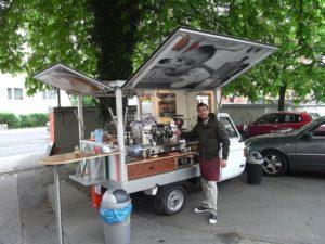 Mobile Espressobar