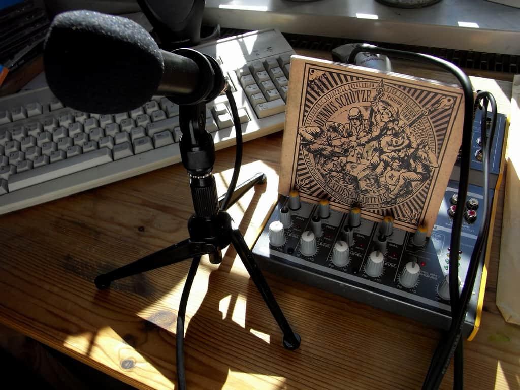 """Radio Würzblog: Dennis Schütze """"B-Sides & Rarities"""""""