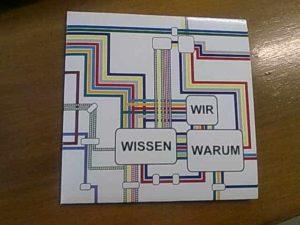 Wir Wissen Warum - CD