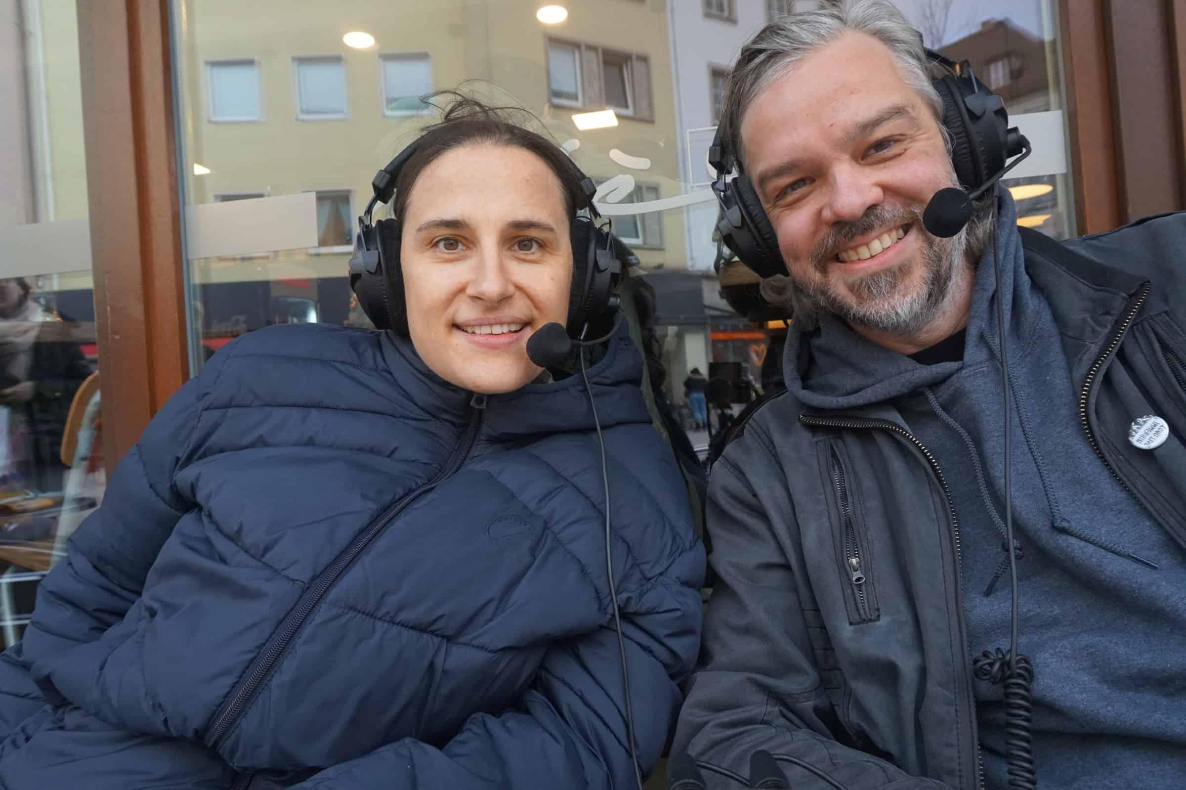 Würzblog-Podcast #15: Ute Mündlein zu Gast bei Ralf Thees