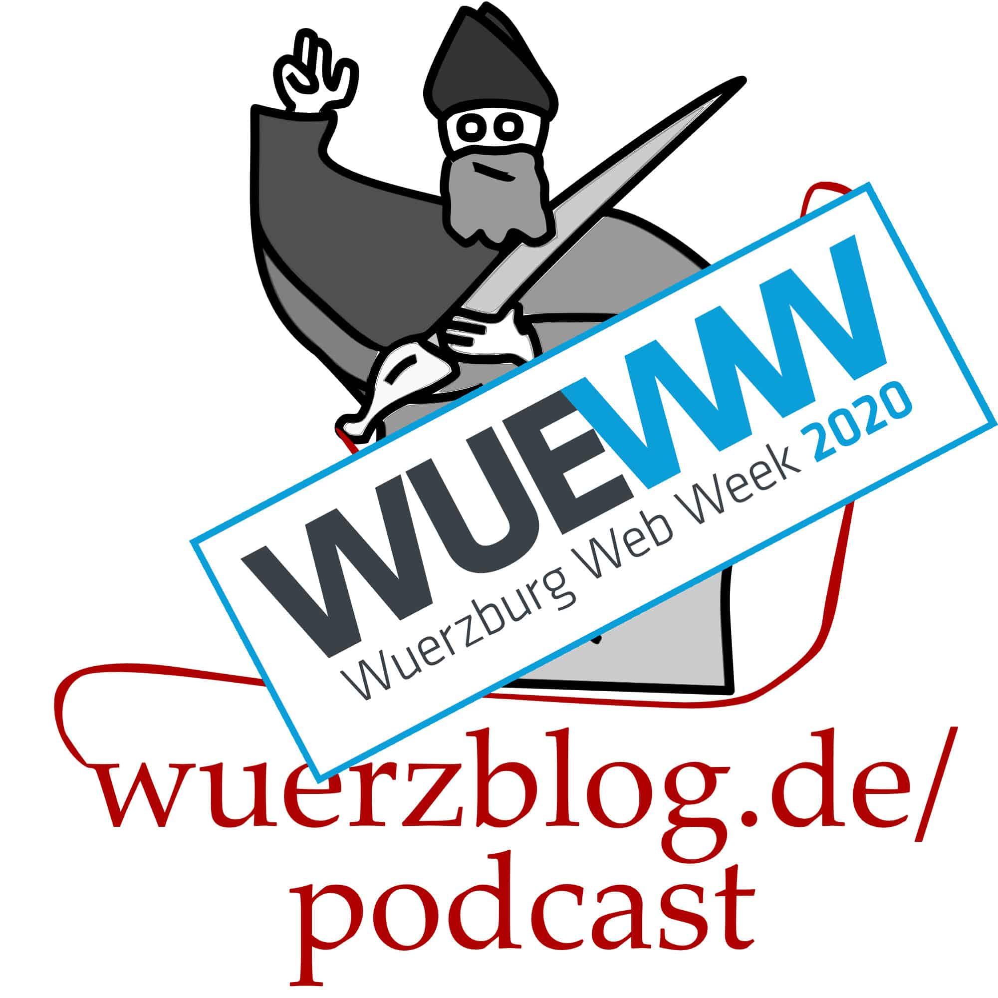 Wuerzblog Podcast Logo WueWW wuepod wüpod